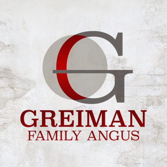 Greiman Family Angus Logo