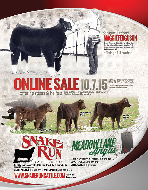 Snake Run Cattle Co