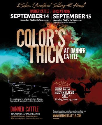 Danner Cattle - IA
