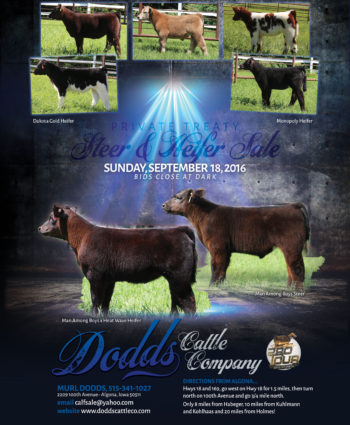 Dodds Cattle Co - IA