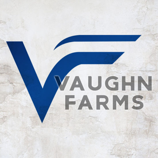Vaughn Farms logo