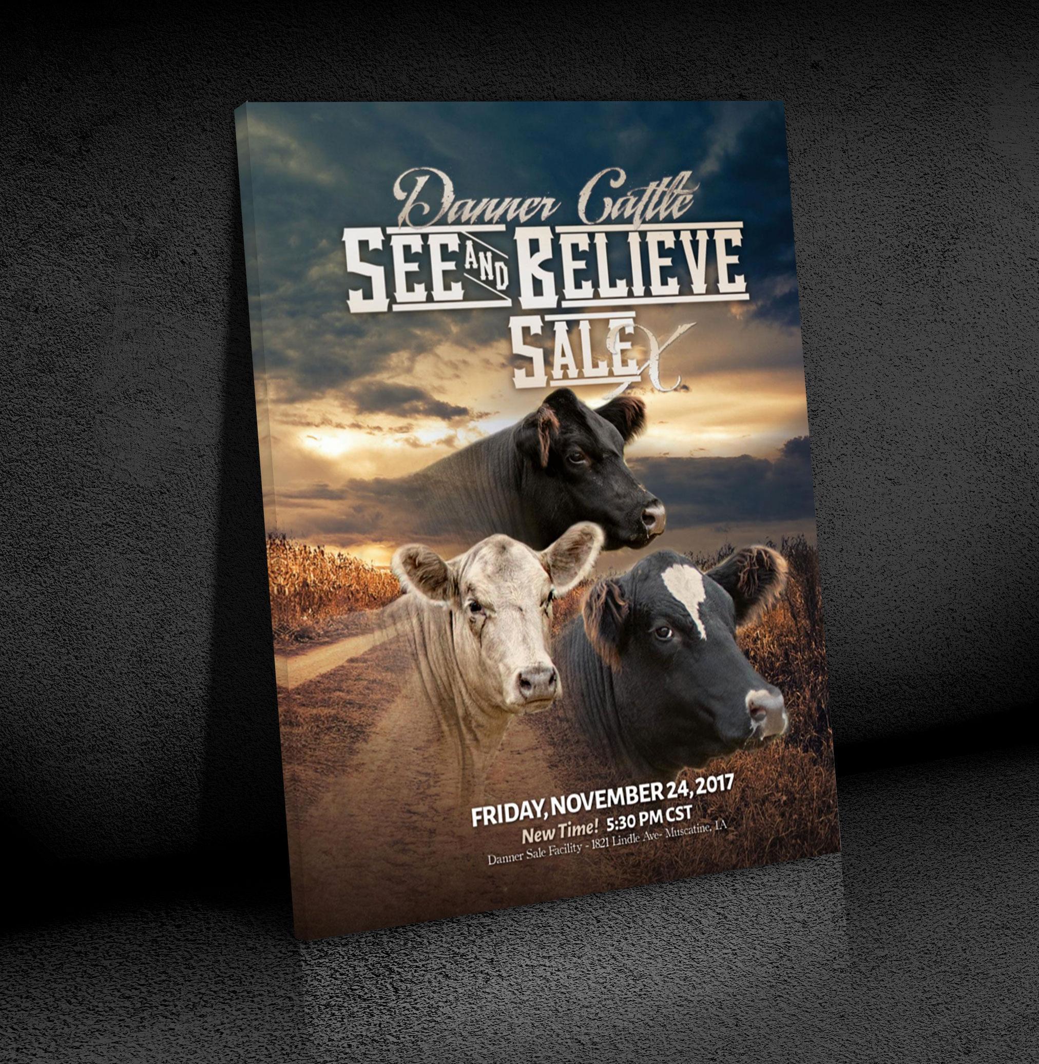 Danner Cattle See & Believe 2017