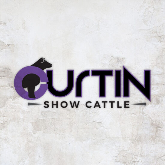 Curtin Show Cattle logo